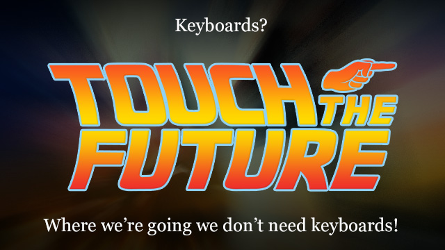 "Finger-free phones, full body gesturing, and our ""touchscreen"" future"