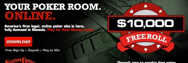Online poker becoming legal in us