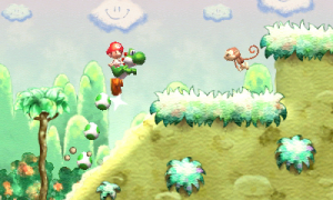 Remember <em>Yoshi's Island</em>? Well it's back... in 3DS form.