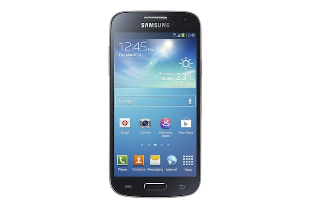 Samsung Galaxy S 4 Mini Announced With 4.3-inch Screen