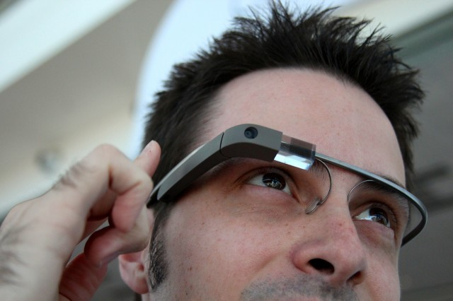 Our own Andrew Cunningham finally got a chance to wear Google Glass.