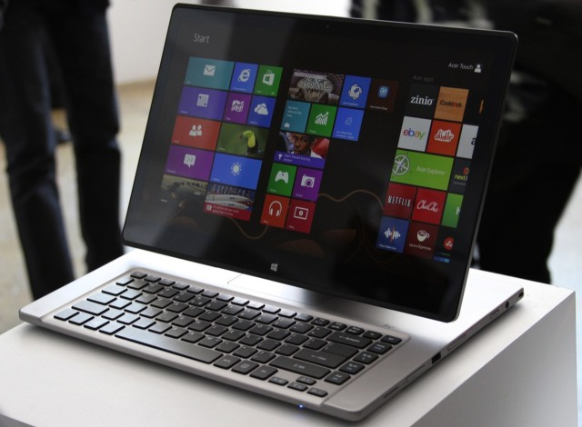 Acer's Aspire R7 is the latest in a long line of experimental Windows 8 PCs.