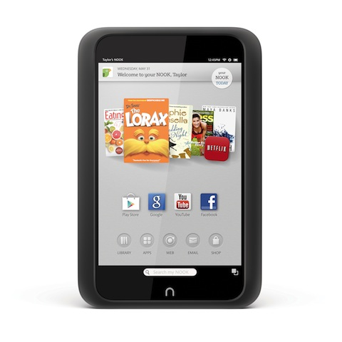 Struggling Barnes & Noble fires some of its Nook engineering staff