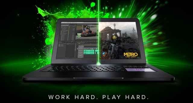 Razer is introducing a pair of new gaming laptops that will ship in Q2.