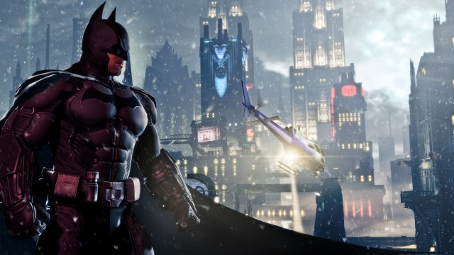 Hands-on: Batman: Arkham Origins puts detective back in Detective Comics