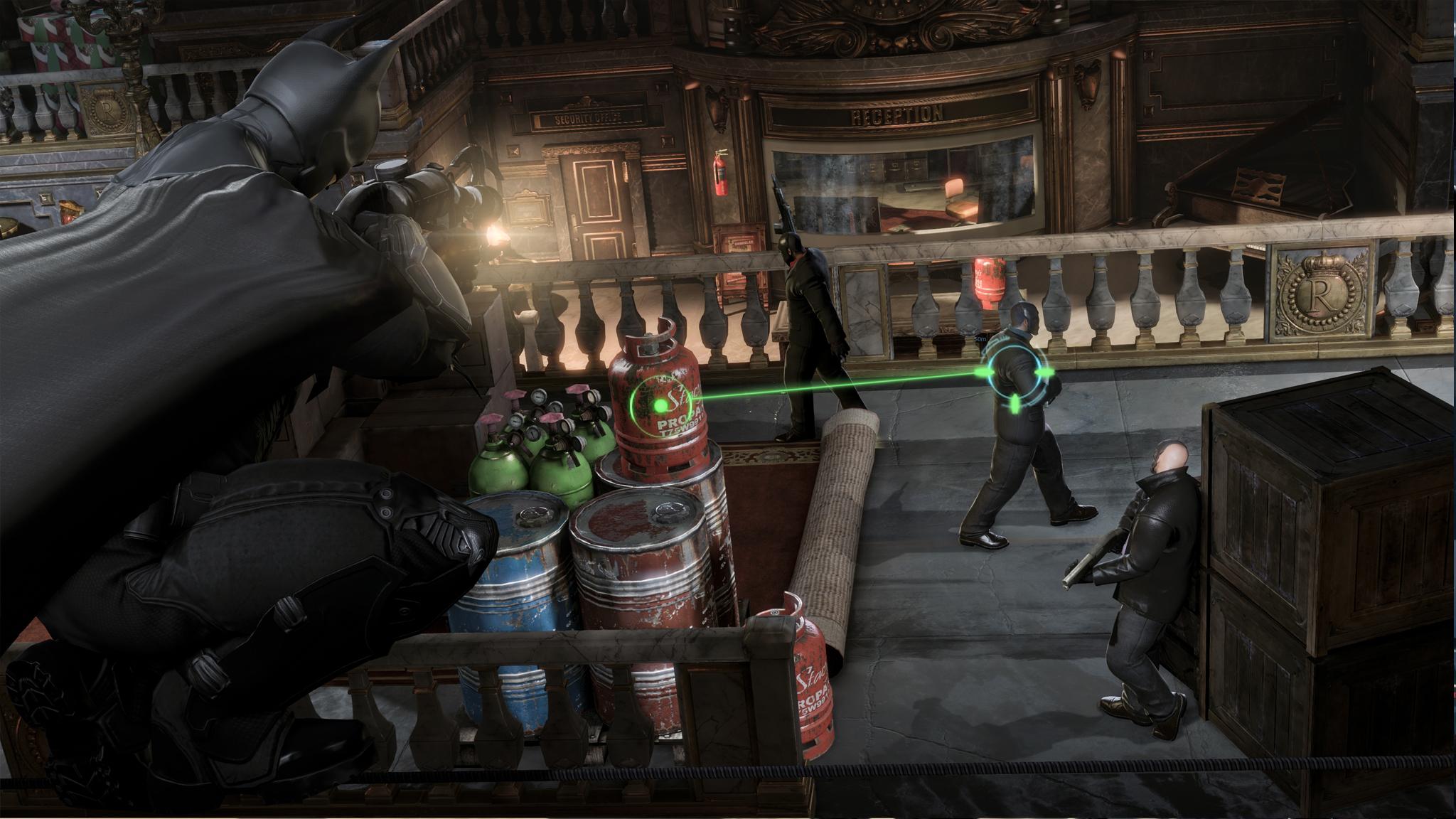 Hands-on: Batman: Arkham Origins puts detective back in Detective Comics