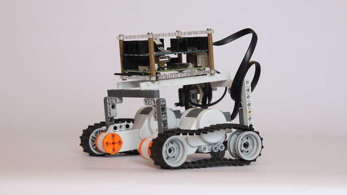 Raspberry Pi add-on will help you build Lego Mindstorm robots ...