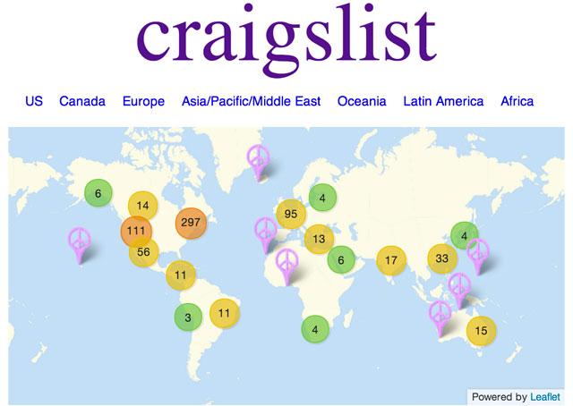 Court gives green light for Craigslist lawsuit against competitors