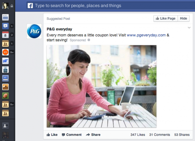 You think this ad is convincing <em>now</em>, wait until it can move.