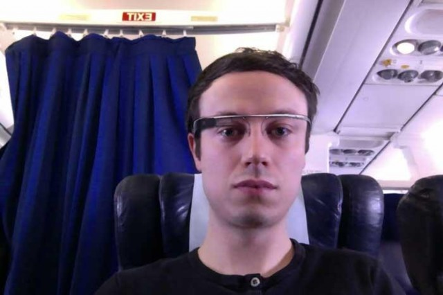 We are betting this man thinks there are nowhere near enough mother effing Glasses on this mother effing plane.