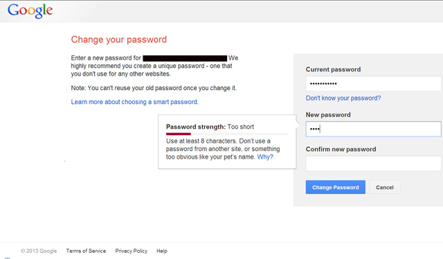 It's official: Password strength meters aren't security theater