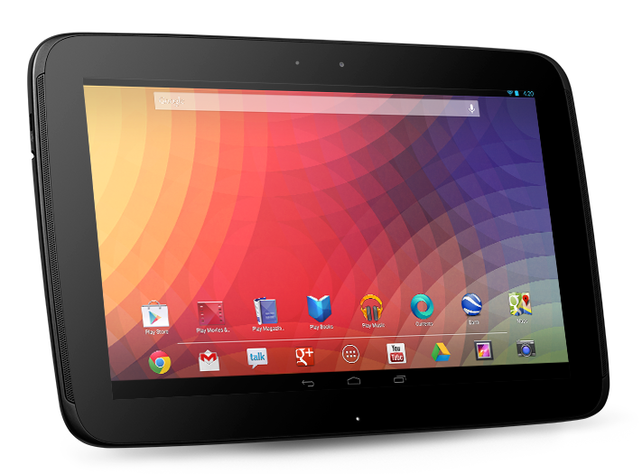 From Nexus One to Nexus 10: a brief history of Google's flagship devices