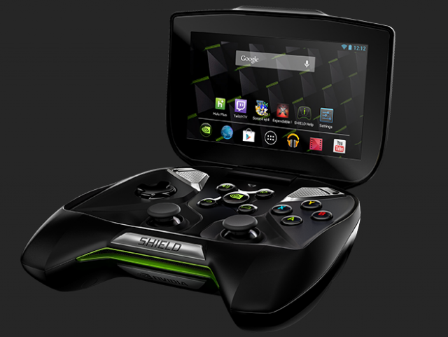 The first Nvidia shield.