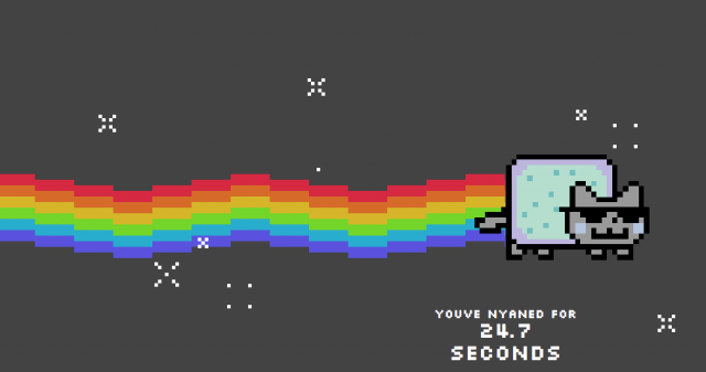 nyan 640x337 warner brothers sued for unauthorized use of nyan cat and keyboard