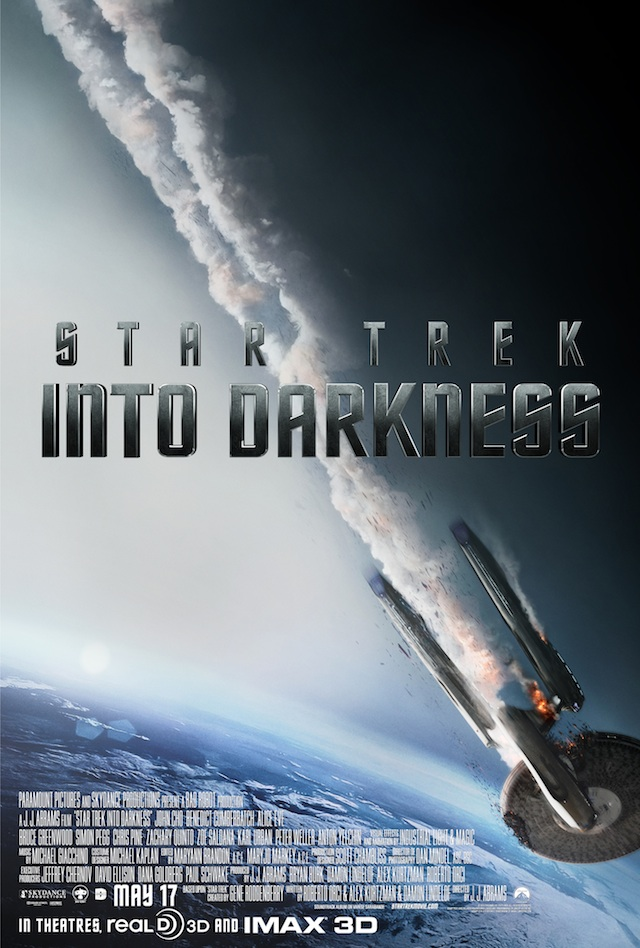 Star Trek Into Darkness: Impressive but imperfect