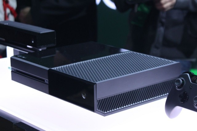 "The Xbox One definitely puts the ""box"" in Xbox—it has none of the contours or curves of the various 360 models."