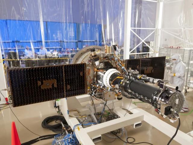 Interface Region Imaging Spectrograph (IRIS)