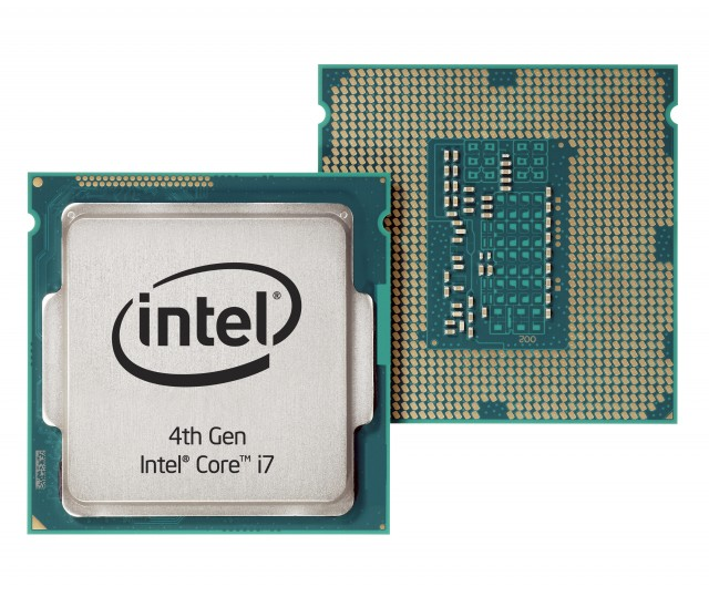 "Intel is announcing the first of its fourth-generation Core processors based on the ""Haswell"" architecture."