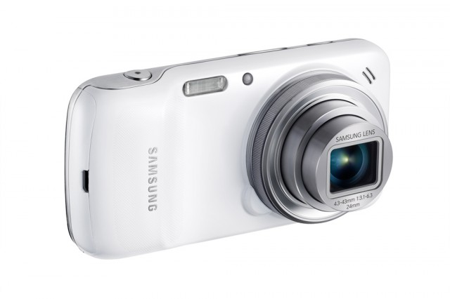 Samsung wants you to point-and-shoot with its Galaxy S 4 Zoom
