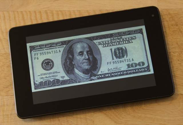 What kind of tablet will $99 buy you in 2013?