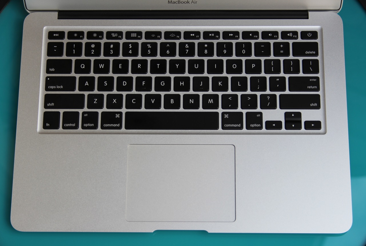 The keyboard and trackpad are still the gold standard for thin-and-light notebooks.