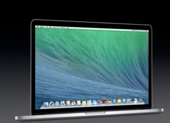 "Apple unveils OS X 10.9, ""Mavericks"""