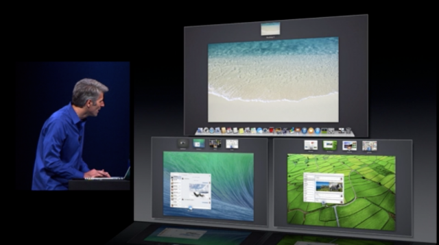 Want all of OS X 10.9's new features? As long as you're currently running 10.8, you'll be fine.