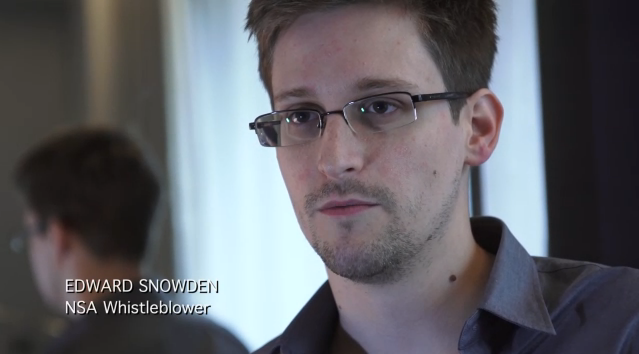 Reporter talks about what it was like working with Snowden