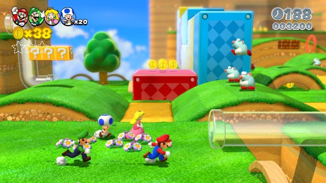 Hands-on: Super Mario 3D World scratches an all-too-familiar itch