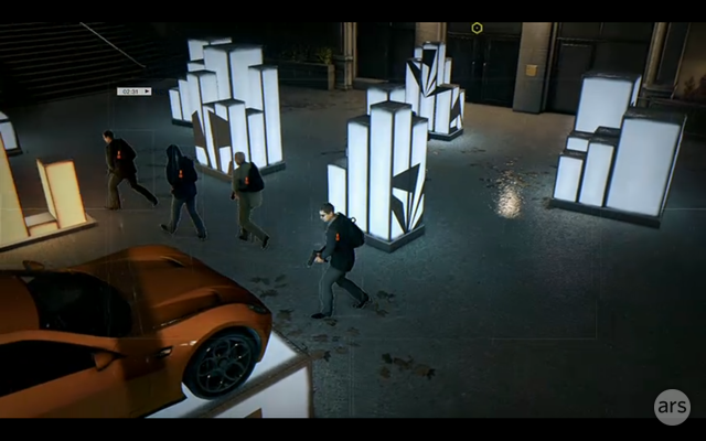 <em>Watch Dogs</em> also gets more screen time.