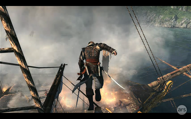 <em>Assassin's Creed: Black Flag</em>