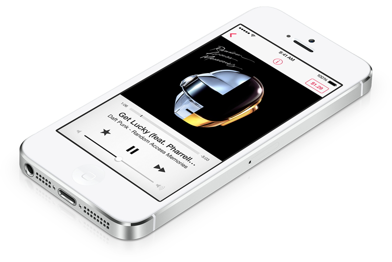 Apple's new iTunes Radio will have a direct purchase feature.