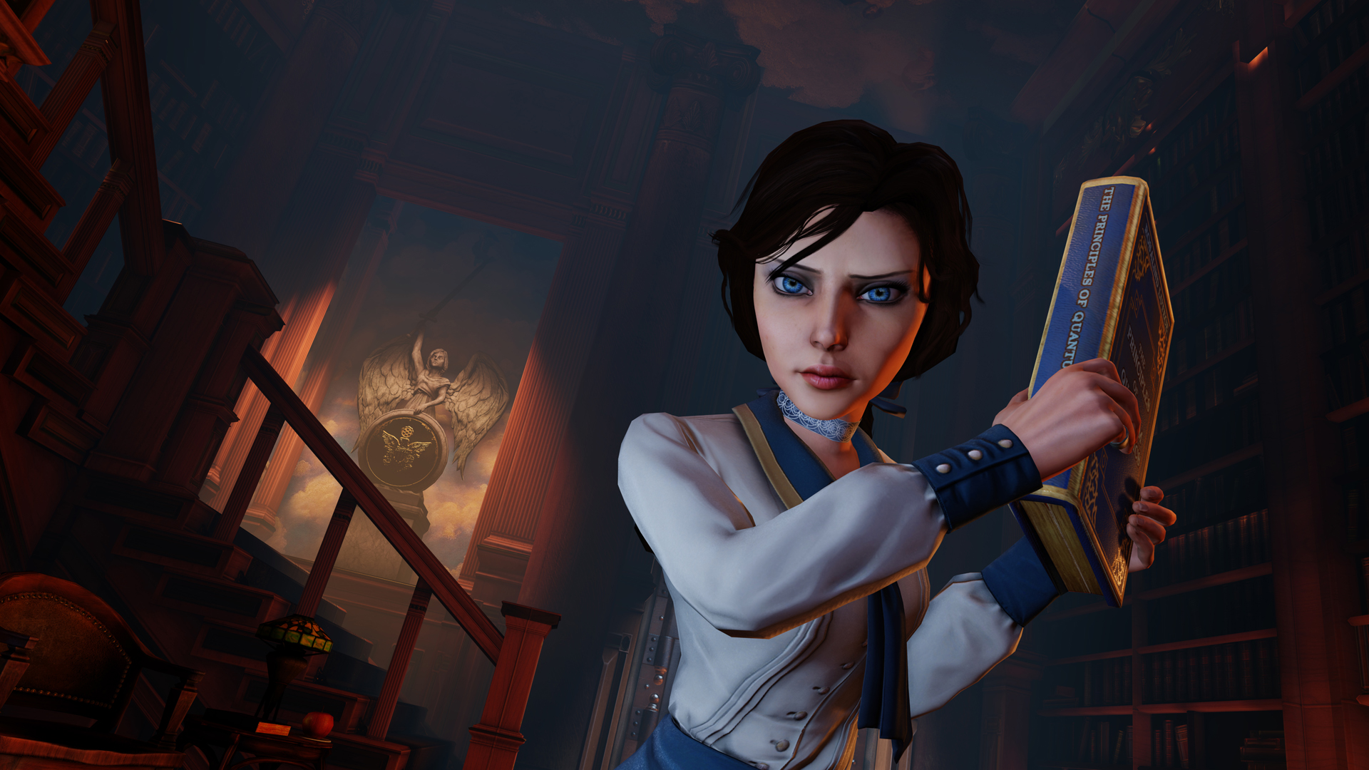 The failure of BioShock Infinite: Writing games like movies
