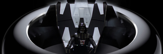 The new Mac Pro, now Darth-ified.