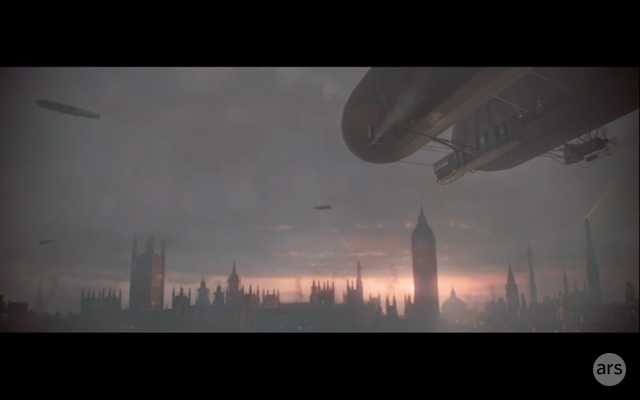 <em>The Order 1886</em> exists in a dusky London alternate universe.
