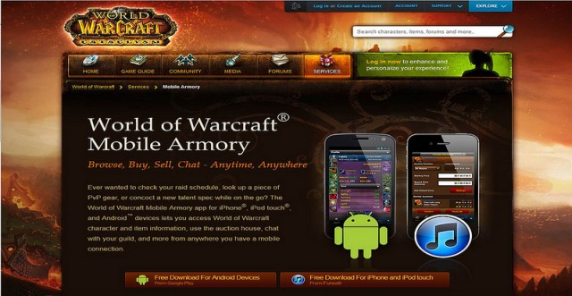 Your Account - WoW - World of Warcraft