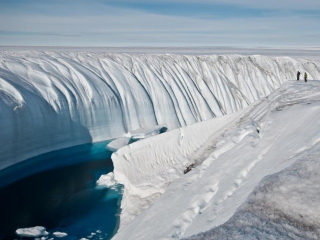New study finds it's too soon to tell if ice sheet loss is accelerating