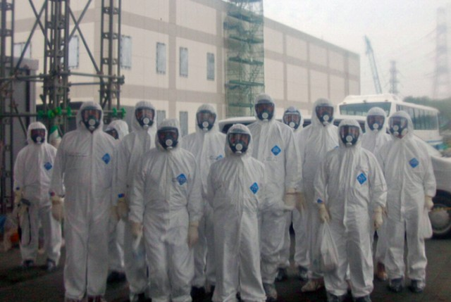 It's still not safe to wander Fukushima without protective gear.