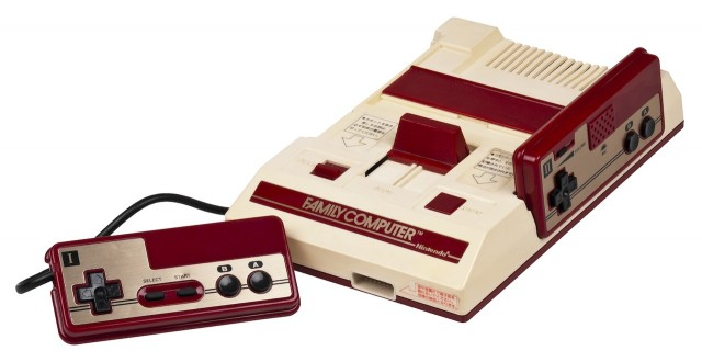 Nintendo's Family Computer, or Famicom, turns 30 today!