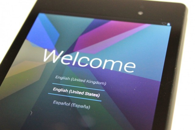 Welcome! You've met the 2013 Nexus 7, now it's time to meet the insides.