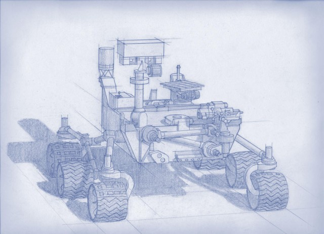 NASA's next Mars rover to prep for sample returns, human exploration