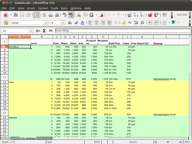 LibreOffice aims to speed spreadsheets with AMD GPU optimization