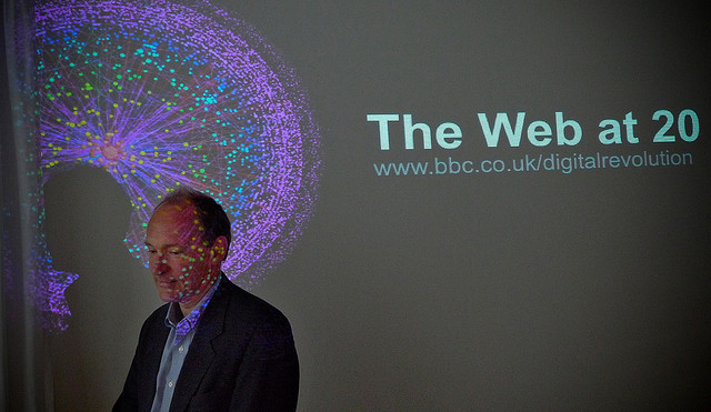 The Eolas patents were uniquely threatening to the Web and drew Tim Berners-Lee's personal attention.