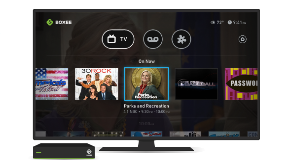 Boxee's box is not what Samsung is after. It's the services.