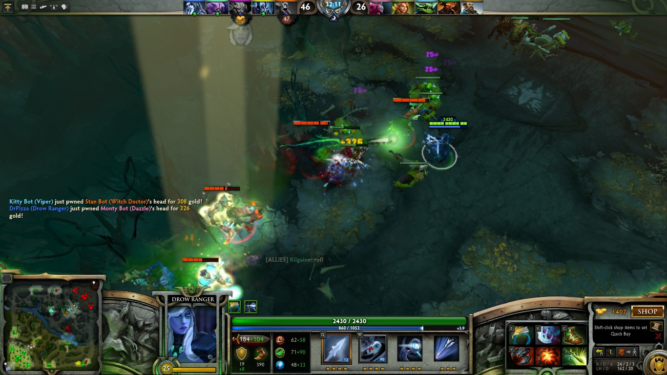 Review Dota 2 Is A Colossal Time Sink That You Should Play Ars Technica