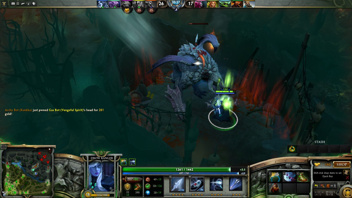 review dota 2 is a colossal time sink that you should play ars