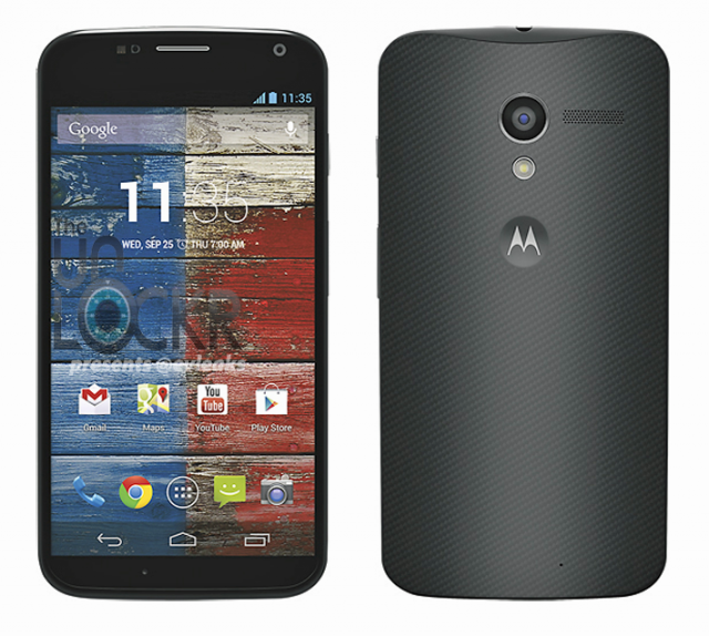 Motorola has released several phones under Google's ownership, but one gets the impression that this is the first one Google has been excited about.