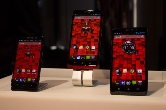 As usual, Verizon's Droid presentation was heavy on the marketing and light on actual technical details.