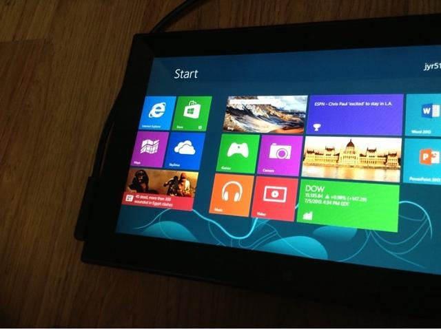 Cancelled Nokia Windows RT tablet surfaces in forum photos