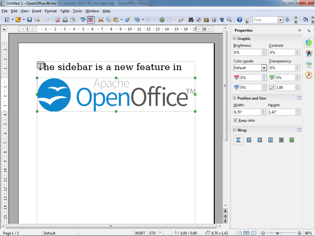 Openoffice 4 0 overhauls user interface boosts microsoft compatibility ars technica - Openoffice or libre office ...